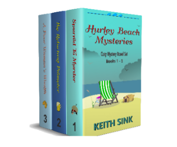 Hurley Beach Mysteries: Cozy Mystery Box Set